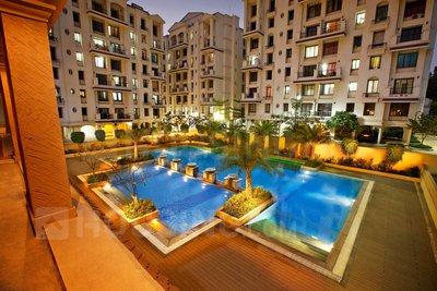 Gallery Cover Image of 567 Sq.ft 1 BHK Apartment for buy in Puraniks Aldea Anexo, Baner for 3600000