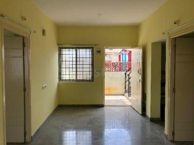 Gallery Cover Image of 600 Sq.ft 2 BHK Independent Floor for rent in Dodda Banaswadi for 14000