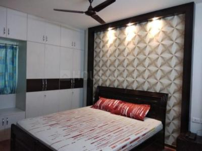 Gallery Cover Image of 1800 Sq.ft 3 BHK Apartment for rent in Aparna Sarovar , Nallagandla for 35000