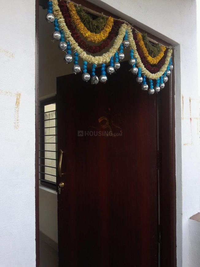 Main Entrance Image of 500 Sq.ft 1 BHK Independent Floor for rent in Ulsoor for 15000
