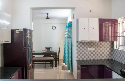 Kitchen Image of Flat No V5-001 Astro Rosewood Regency in Kaikondrahalli