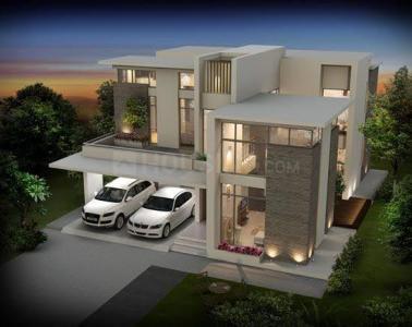 Gallery Cover Image of 4030 Sq.ft 4 BHK Villa for buy in Bandlaguda Jagir for 32240000