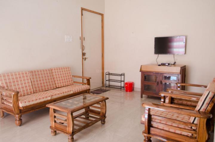 Living Room Image of PG 4642303 Magarpatta City in Magarpatta City