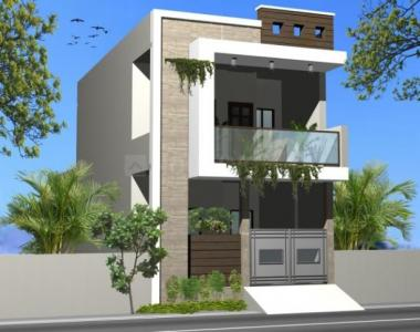 Gallery Cover Image of 1320 Sq.ft 3 BHK Independent House for buy in Kamla Nagar for 7500000