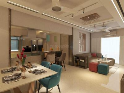 Gallery Cover Image of 920 Sq.ft 2 BHK Apartment for buy in Kyraa Ariso Apartment, Chembur for 15500000