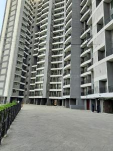 Gallery Cover Image of 650 Sq.ft 1 BHK Apartment for rent in Tanvi Eminence I, Mira Road East for 14000