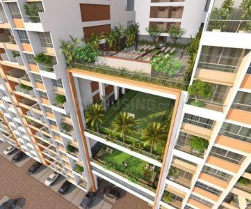 Gallery Cover Image of 1140 Sq.ft 3 BHK Apartment for buy in Silver Gracia, Ravet for 6890000