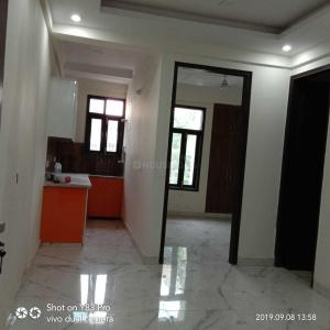 Gallery Cover Image of 585 Sq.ft 1 BHK Independent House for rent in Chhattarpur for 9000