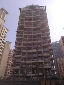 Gallery Cover Image of 745 Sq.ft 1 BHK Apartment for rent in Kharghar for 12500