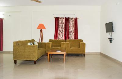 Living Room Image of PG 4642593 Amrutahalli in Amrutahalli
