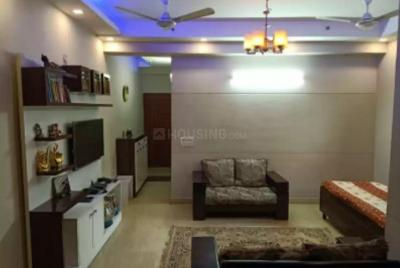 Gallery Cover Image of 1550 Sq.ft 3 BHK Apartment for rent in Mahagun Moderne, Sector 78 for 40000