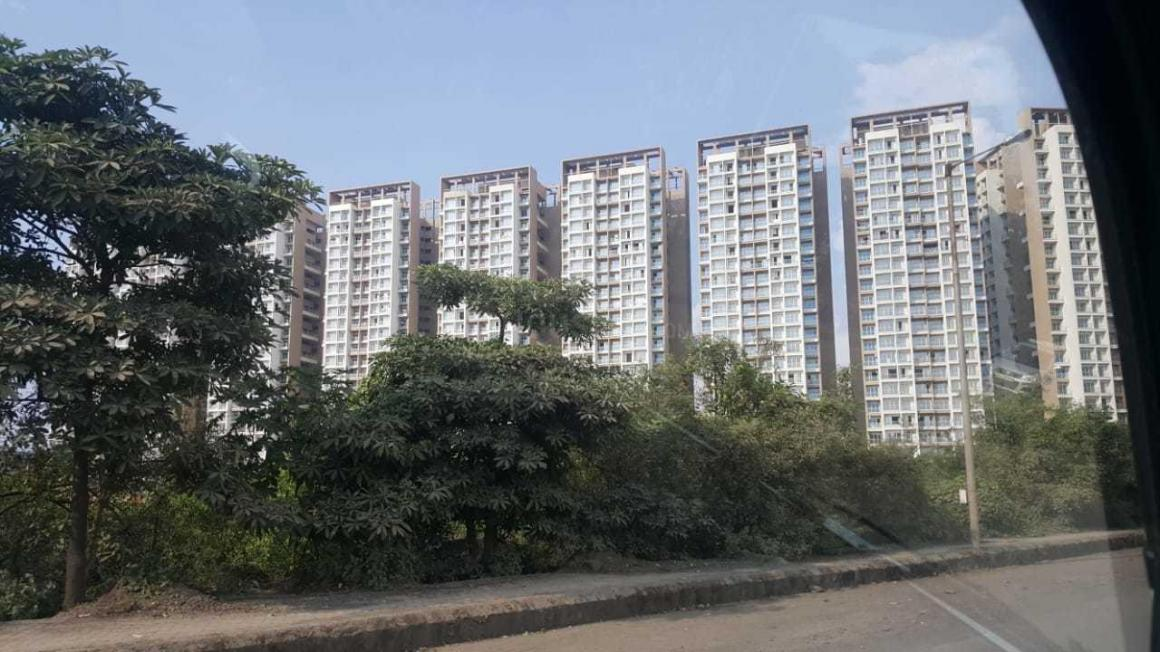 Building Image of 1680 Sq.ft 3 BHK Apartment for rent in Dighe for 52000