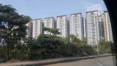 Gallery Cover Image of 1680 Sq.ft 3 BHK Apartment for rent in Dighe for 52000