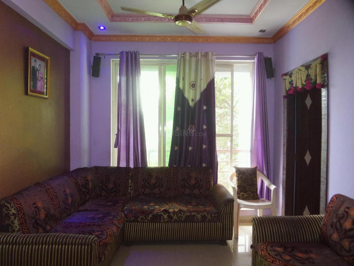 Living Room Image of 1220 Sq.ft 3 BHK Apartment for buy in Ambivli for 7500000