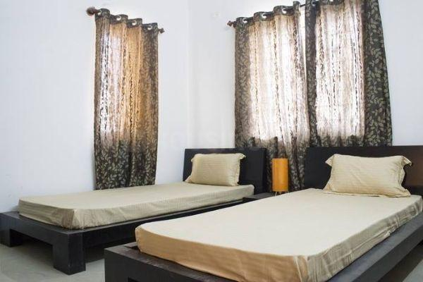 Bedroom Image of Lovely Furnished Sharing PG Apartment For Girls And Boys At Powai Chandivali in Powai