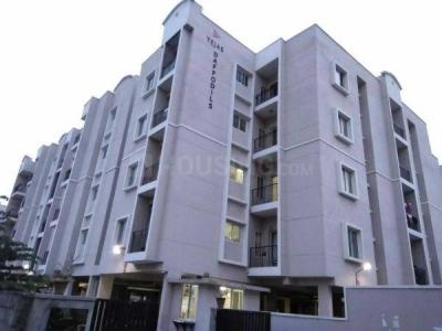 Gallery Cover Image of 1500 Sq.ft 3 BHK Apartment for rent in Tejas Daffodils, Mahadevapura for 28000