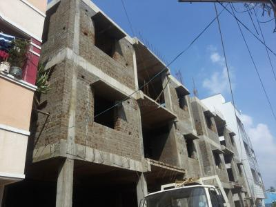 Gallery Cover Image of 1268 Sq.ft 3 BHK Apartment for buy in Manapakkam for 7500000