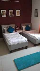 Bedroom Image of Co-living For Boys in Sector 29
