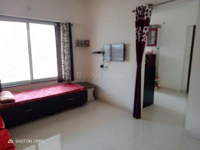 Gallery Cover Image of 500 Sq.ft 1 RK Apartment for rent in Narhe for 7000