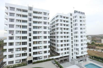 Gallery Cover Image of 1207 Sq.ft 2 BHK Apartment for buy in DCNPL Hills Vistaa, Super Corridor for 4537000