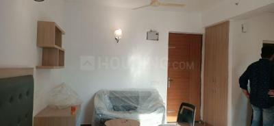 Gallery Cover Image of 506 Sq.ft 1 BHK Apartment for rent in Nimbus The Golden Palms, Sector 168 for 15000