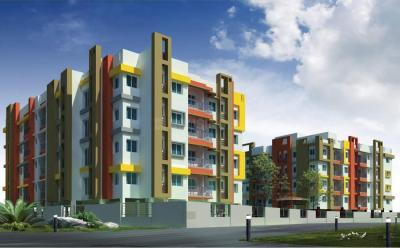 Gallery Cover Image of 680 Sq.ft 2 BHK Apartment for buy in Behala for 2853900