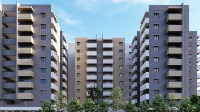 Gallery Cover Image of 1125 Sq.ft 2 BHK Apartment for buy in Tellapur for 4162500