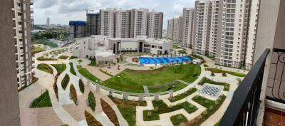 Gallery Cover Image of 1221 Sq.ft 2 BHK Apartment for buy in Prestige Song Of The South, Akshayanagar for 7150000