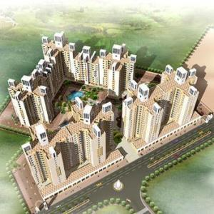 Gallery Cover Image of 600 Sq.ft 1 BHK Apartment for buy in Hubtown Akruti Gardenia, Mira Road East for 6000000