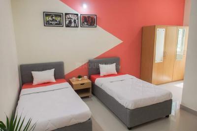 Bedroom Image of Shiv Shakti PG in Sector 48