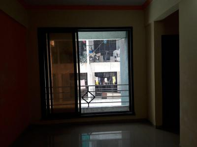 Gallery Cover Image of 580 Sq.ft 1 BHK Apartment for rent in Airoli for 16000