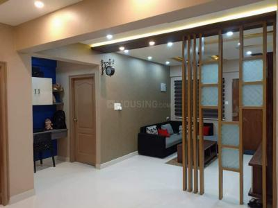 Gallery Cover Image of 1500 Sq.ft 3 BHK Apartment for rent in Kamothe for 25000