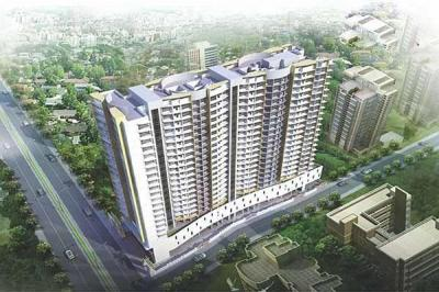 Gallery Cover Image of 1069 Sq.ft 2 BHK Apartment for buy in Sethia Kalpavruksh Heights, Kandivali West for 15400000