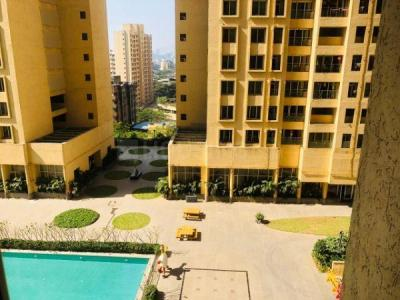Gallery Cover Image of 1090 Sq.ft 2 BHK Apartment for rent in Rustomjee Urbania, Thane West for 31000