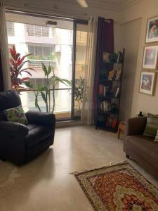 Gallery Cover Image of 1050 Sq.ft 2 BHK Apartment for rent in Saelm Apartment, Bandra West for 82000