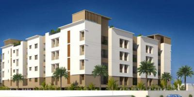 Gallery Cover Image of 608 Sq.ft 1 BHK Apartment for buy in Ambattur Industrial Estate for 3979361