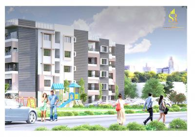 Gallery Cover Image of 1250 Sq.ft 2 BHK Apartment for buy in Choodasandra for 5200000