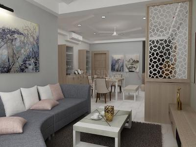Gallery Cover Image of 2800 Sq.ft 4 BHK Apartment for rent in DLF New Town Heights, New Town for 55000