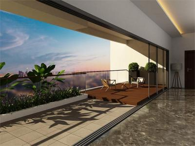 Gallery Cover Image of 5100 Sq.ft 4 BHK Apartment for buy in HRG Verantes, Thaltej for 42500000