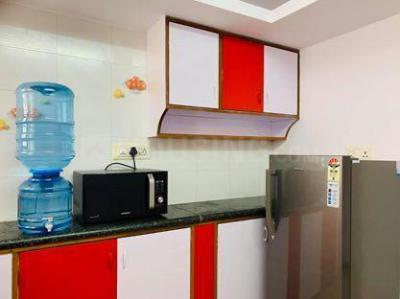 Kitchen Image of Haseen Manzil PG in Indira Nagar