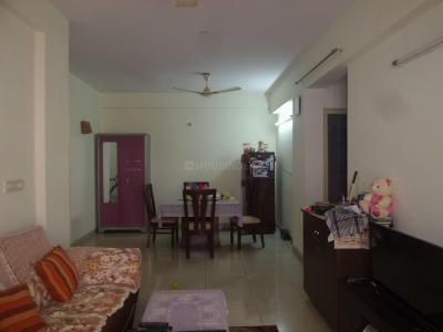 Gallery Cover Image of 1200 Sq.ft 2 BHK Apartment for rent in Byatarayanapura for 17000