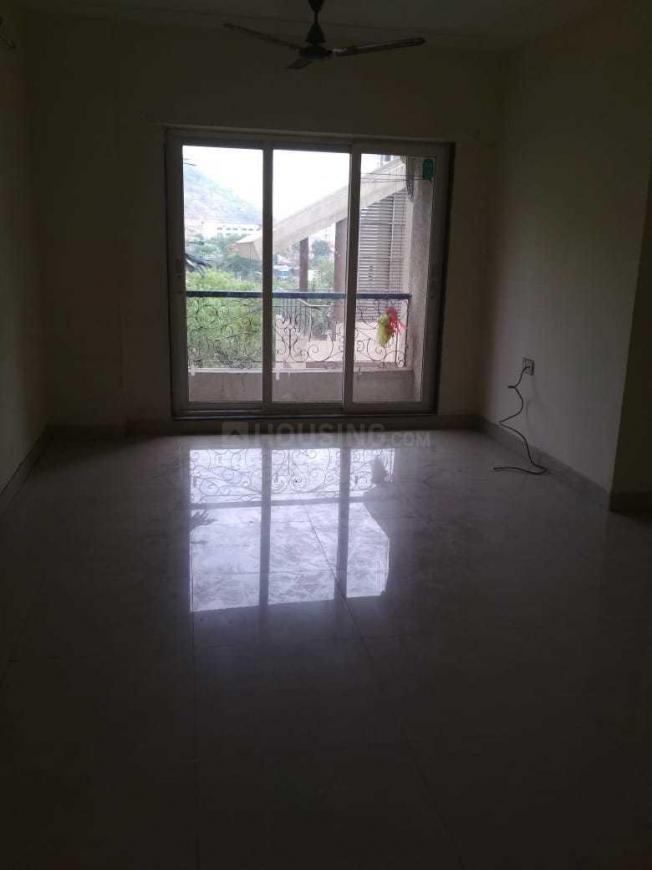 Living Room Image of 1050 Sq.ft 2 BHK Apartment for rent in Kharghar for 19000