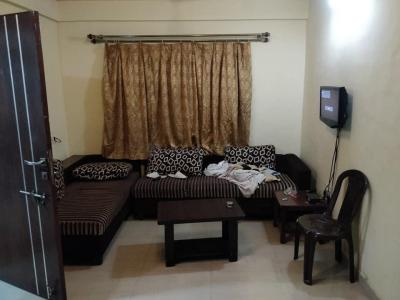 Gallery Cover Image of 678 Sq.ft 1 BHK Apartment for rent in Chinchwad for 11000