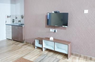 Living Room Image of 800 Sq.ft 2 BHK Independent House for rent in Akshayanagar for 21000