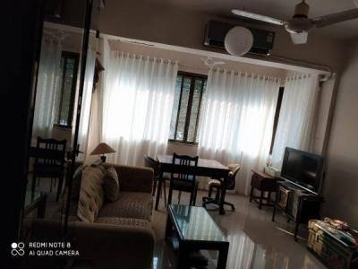 Gallery Cover Image of 600 Sq.ft 1 BHK Apartment for rent in Bandra Green Park, Bandra West for 58000