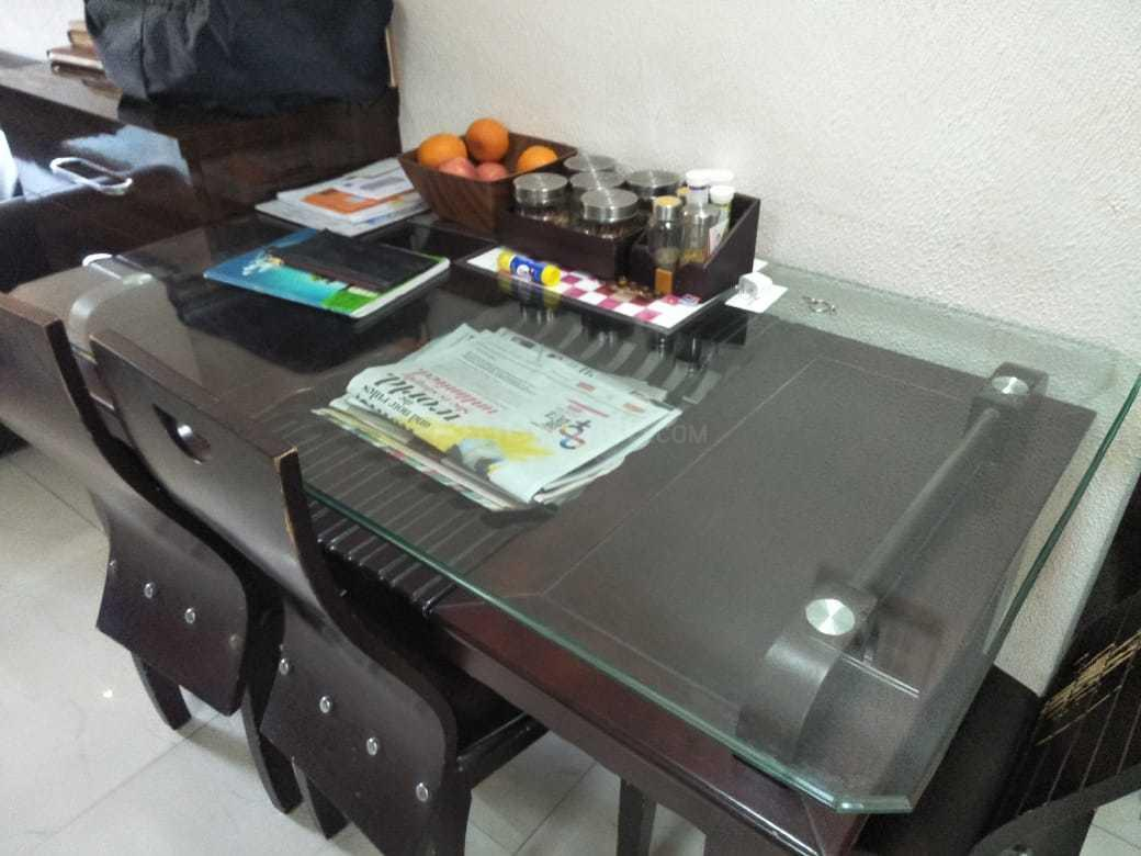Living Room Image of 980 Sq.ft 3 BHK Apartment for rent in Kurla West for 129000