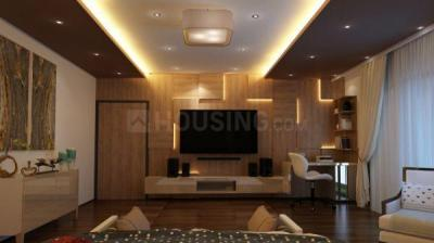 Gallery Cover Image of 3500 Sq.ft 4 BHK Independent Floor for buy in Unitech South City II, Sector 49 for 24000000