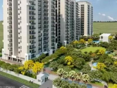 Gallery Cover Image of 1850 Sq.ft 3 BHK Apartment for buy in Alpha Residences, Sector 150 for 9900000