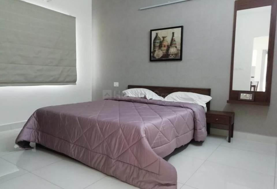 Bedroom Image of 338 Sq.ft 1 RK Apartment for buy in Padur for 1600000
