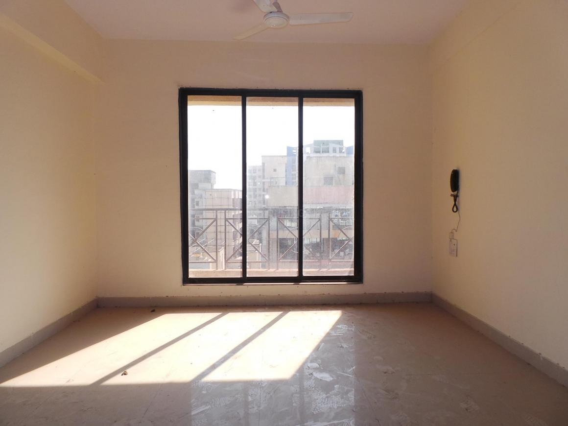 Living Room Image of 1500 Sq.ft 3 BHK Apartment for buy in Shalom Residency, Kamothe for 8600000